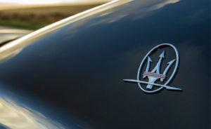Maserati photography badge