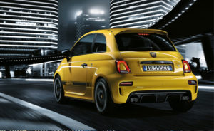 Abarth photography city