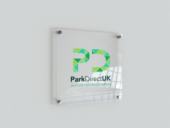 Park-Direct-branding-web-design-signage