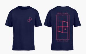 Surrey Tennis branding clothing tshirts