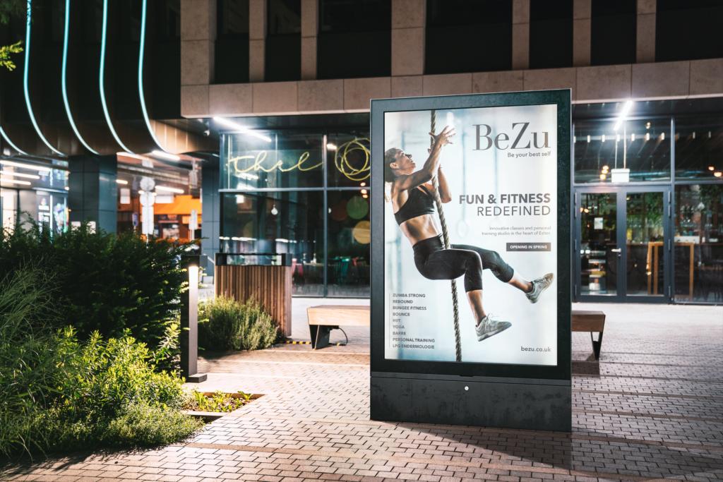 BeZu_Outdoor_Advert